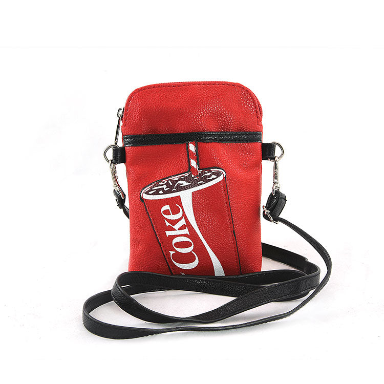 Coca-Cola Can Crossbody Bag