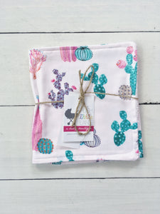 {BURP CLOTH} Handmade Bib - Girls NEW