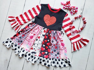{DRESS} Valentine's Mix Up
