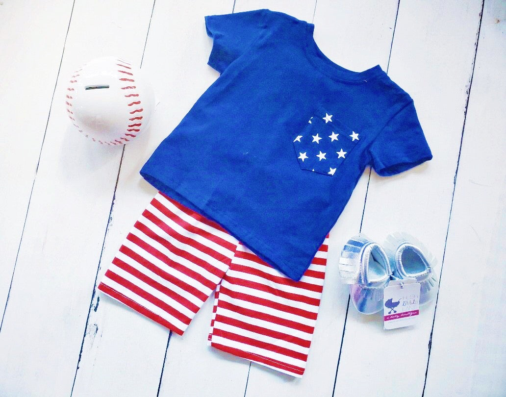 {OUTFIT} Mister Stars and Stripes