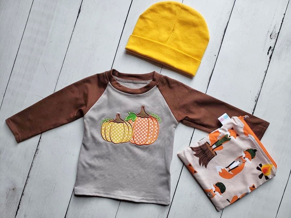 {SHIRT} Fall Fun Raglan