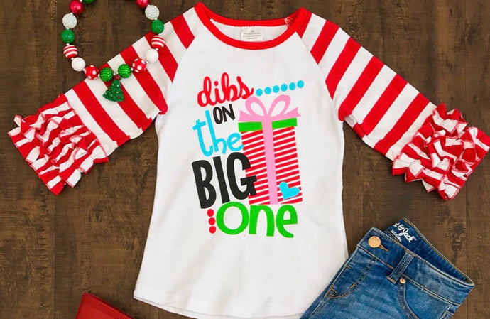 {SHIRT} Dibs on the Big One