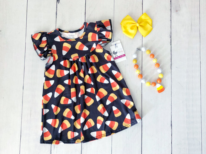 {DRESS} Candy Corn