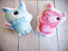 {PLUSHIE} Monsters