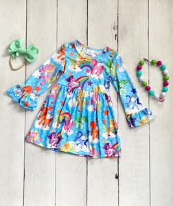 {DRESS} Rainbow Unicorn