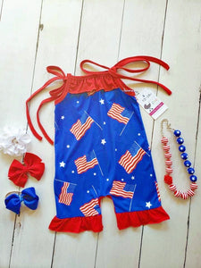 {ROMPER} Old Glory