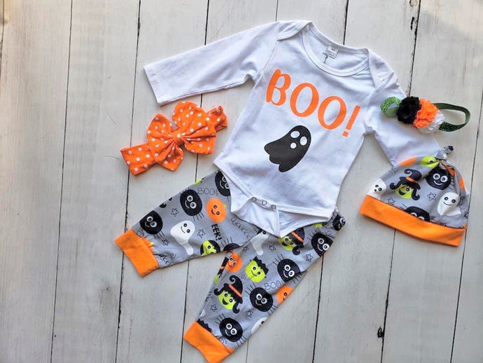 {OUTFIT} Boo Baby