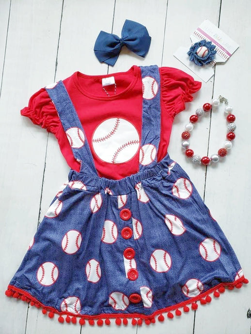 {DRESS} Baseball Suspender