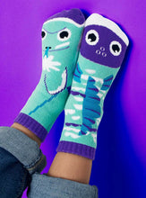 Pals Socks - Dolphin and Fish