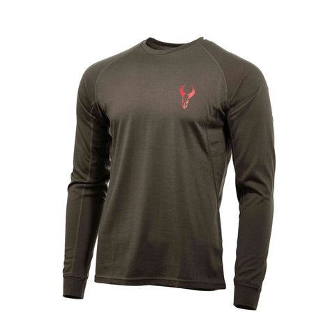 MUTTON LONG SLEEVE CREW