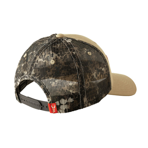 FILL 'ER UP CAMO MESH HAT