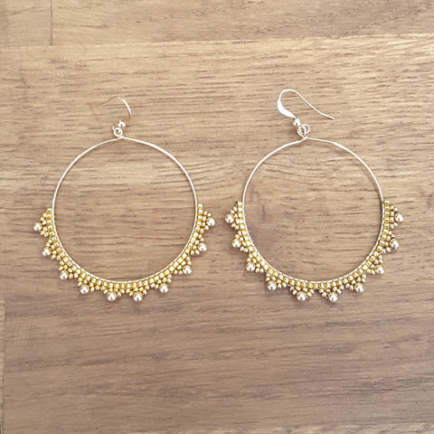 Boucles Elena Or