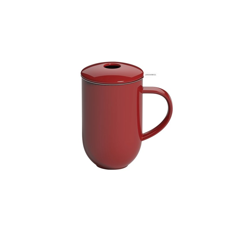 450ml Mug with Infuser & Lid - Archiology