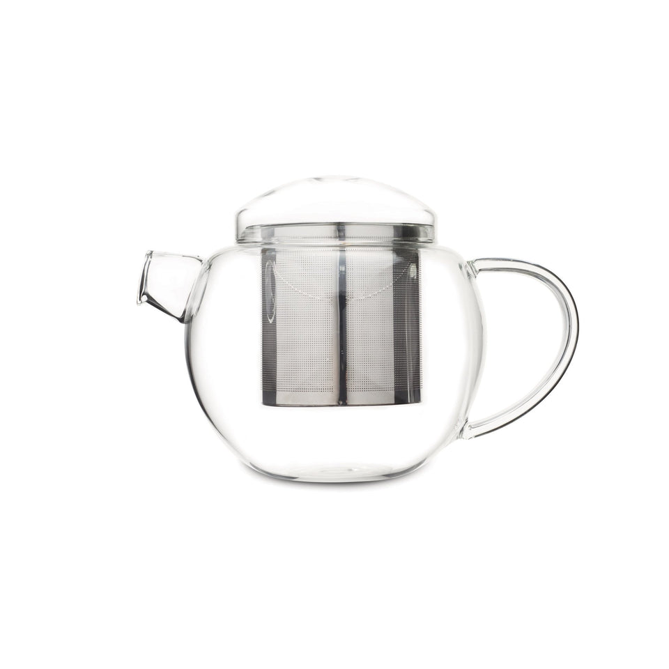900ml Glass Teapot with Infuser - Archiology