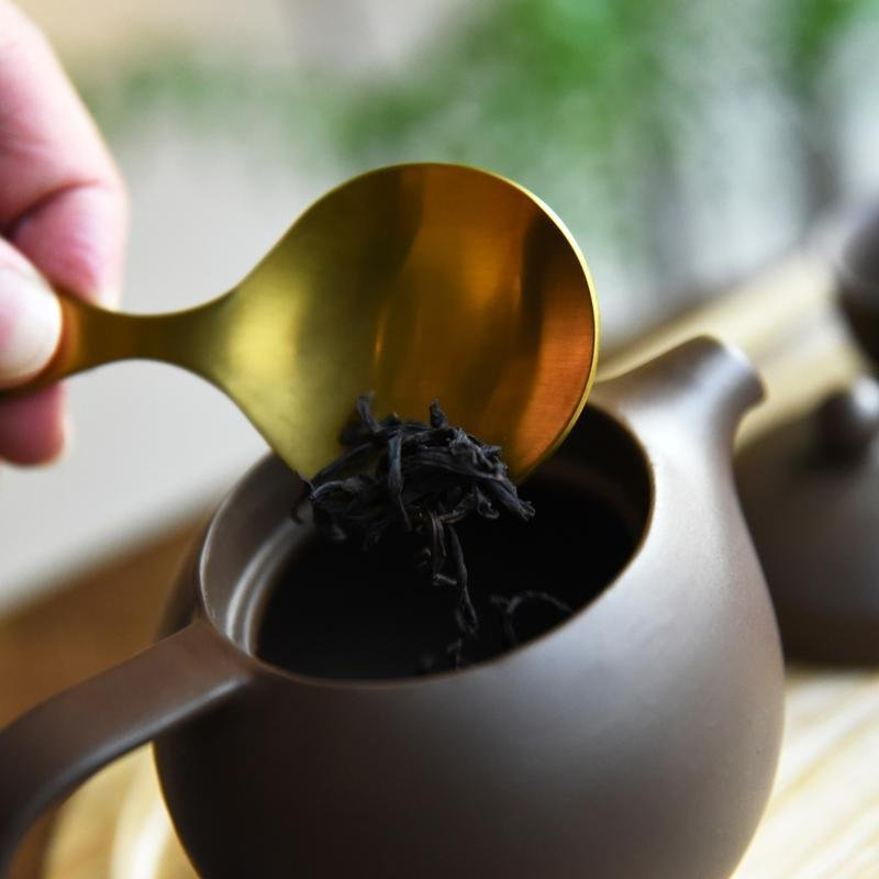 9cm Tea Measure Spoon - Archiology