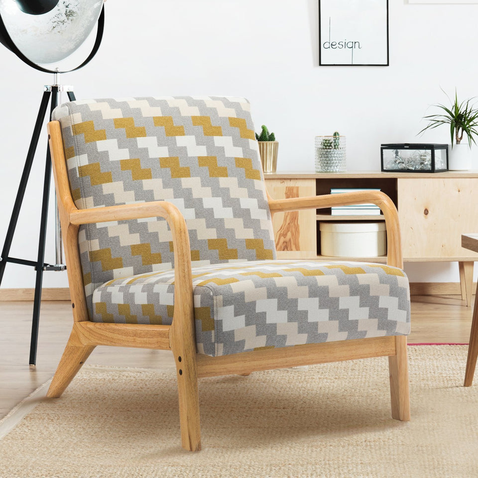 CAMERON Accent Chair - Archiology