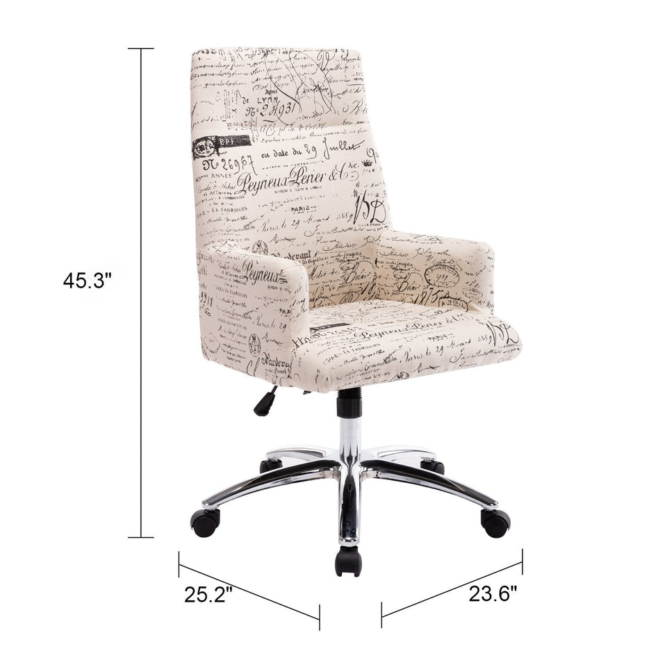 Elliot Home Office Chair - Archiology