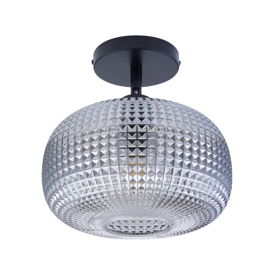Evelyn Semi-Flush Mount Lamp - Archiology