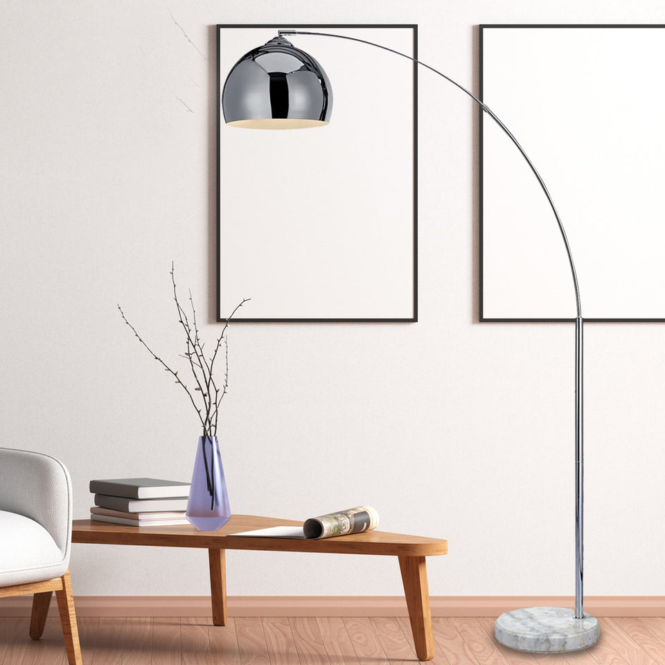 HANA Arc Floor Lamp - Archiology