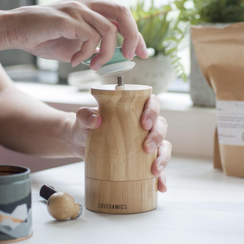 ROASTERS COFFEE GRINDER - Archiology