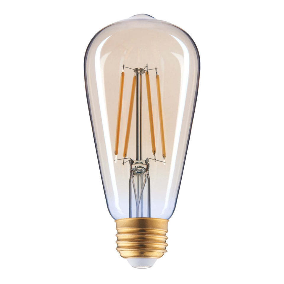 STYLAT LED Light Bulbs E26 ST64 (Set of 6) - Archiology