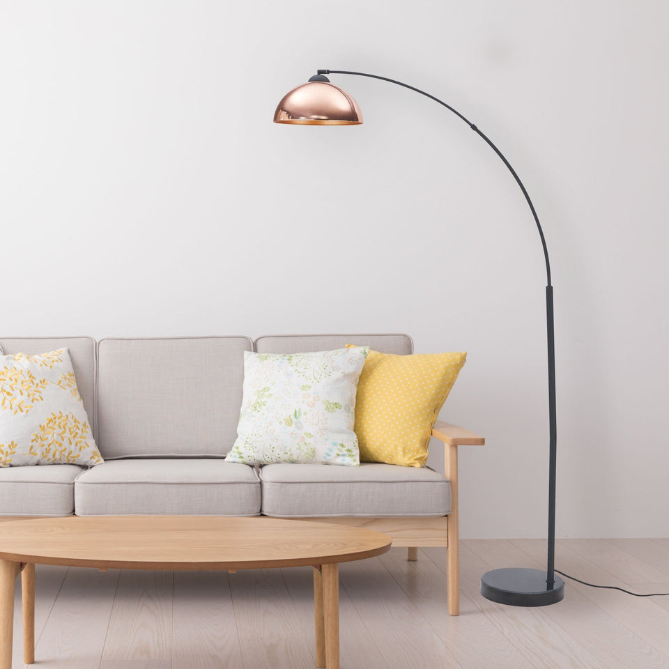 VENICE ARC FLOOR LAMP - Archiology