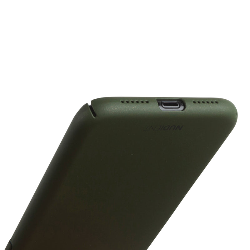 "Dun iPhone 11 6,1"" Hoesje V2 - Majestic Green"