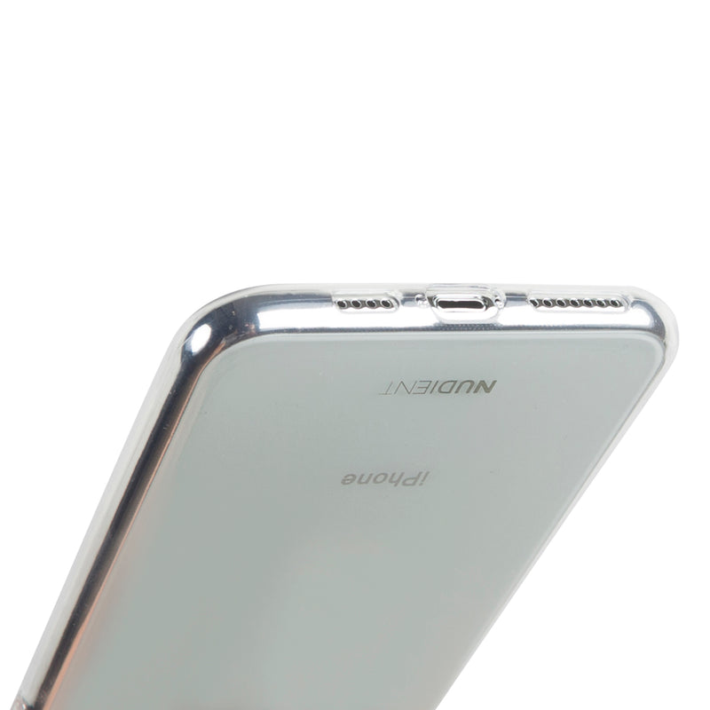Glanzend dun iPhone 11 Pro Max 6,5 hoesje  - 100% Transparent