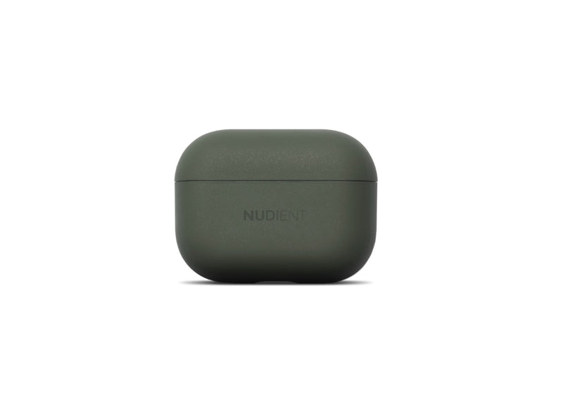 Nudient - AirPods Pro Hoesje - Pine Green