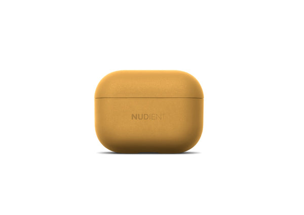 Nudient - AirPods Pro Hoesje - Saffron Yellow