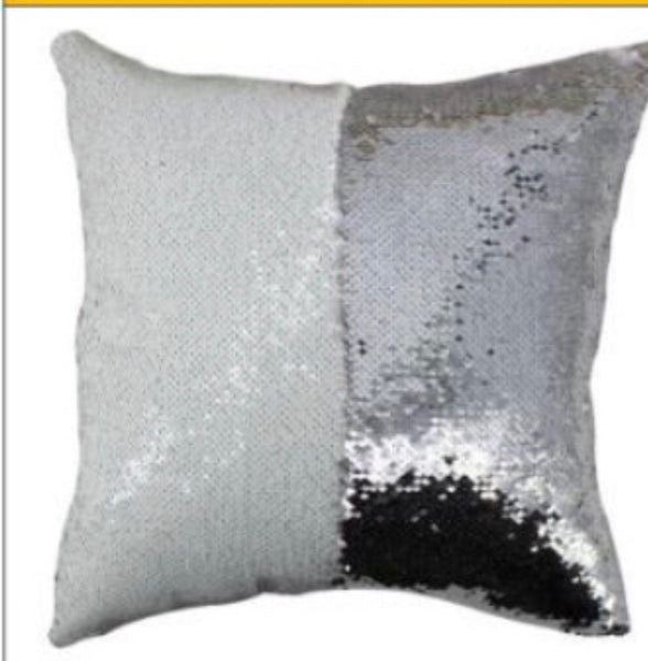 Custom Sequin Pillows