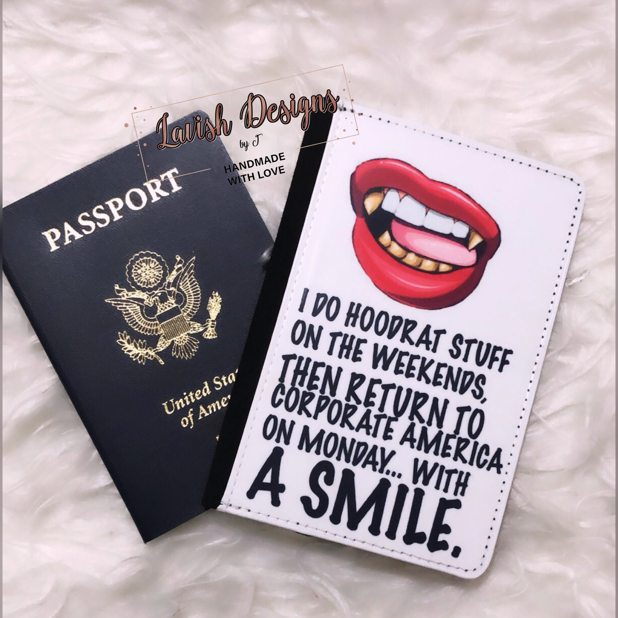 Custom Passport Covers