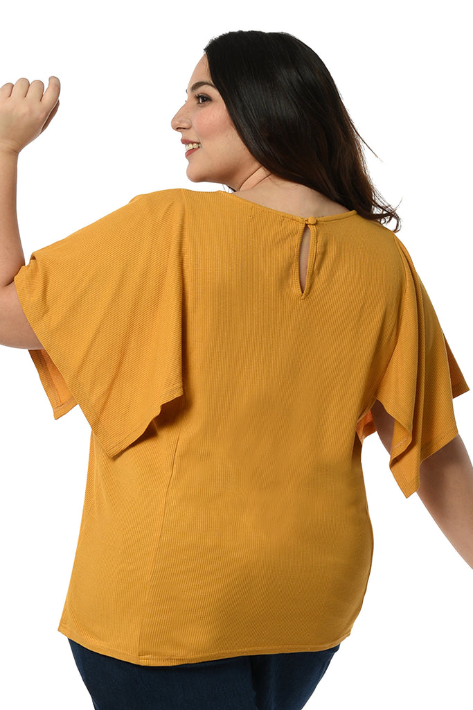 Square Top (FBL 019) Mustard