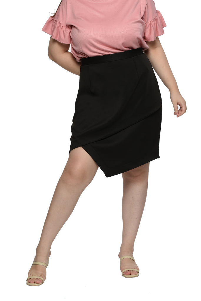 Asymmetric Skirt (FSK-002)