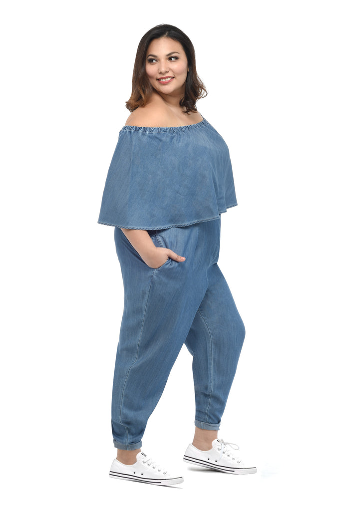 Denim Jumpsuit (FJP 002)
