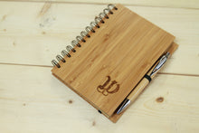 Custom Engraved Notebook (not re-fillable)