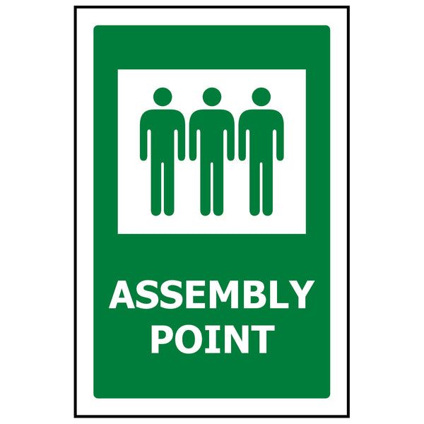 ASSEMBLY POINT (3 People Image)