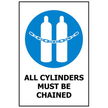 All Cylinders Must Be Chained