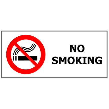 NO SMOKING PS324