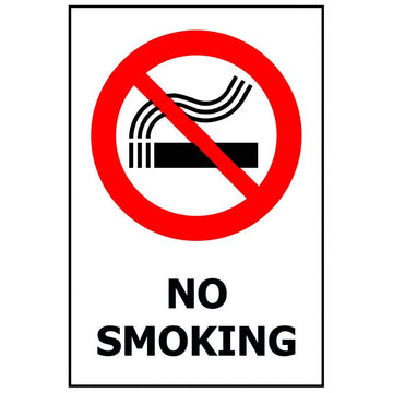 NO SMOKING PS327