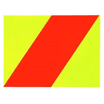 Hazard Panel Reflective Double Sided
