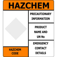 HAZCHEM MIXED STORAGE
