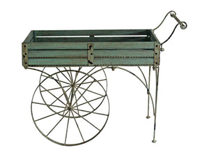 Ornate Garden Cart