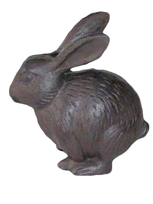 Cast Iron Rabbit Ornament