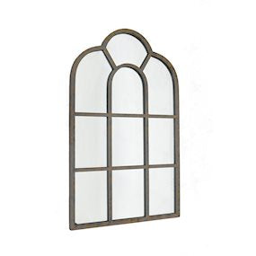 Arch Shaped Decorative Mirror
