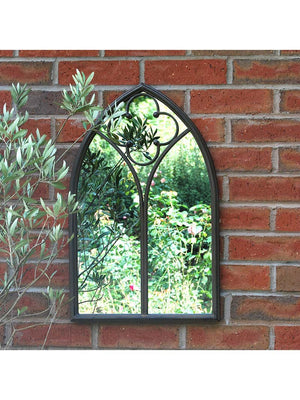 Chapel Window Design Mirror