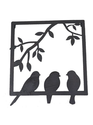 3 Birds Wall Frame