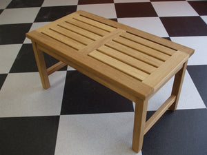 Ackenham Wooden Coffee Table 93 x 50cm