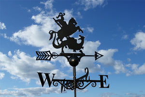 St George & Dragon Weathervane