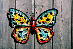 Small Butterfly Wall Art